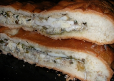 Пирог из налима (пошаговый фото рецепт)