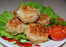 Гречнево-мясные котлеты (пошаговый фото рецепт)