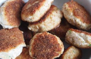 Куриные котлеты с плавленым сыром (рецепт с пошаговыми фото)