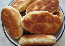 Пирожки с печенкой «Бабушкины» (рецепт с пошаговыми фото)