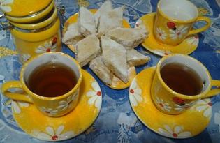 """Печенье  """"Лимонное"""" или Лимонник (пошаговый фото рецепт)"""
