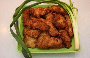 Жареные куриные палочки (рецепт с пошаговыми фото)