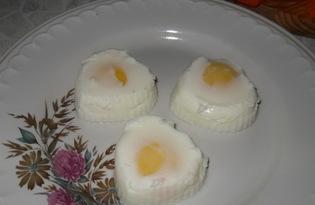 Яйцо пашот в мультиварке (пошаговый фото рецепт)