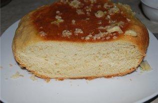 Белый хлеб в мультиварке (пошаговый фото рецепт)