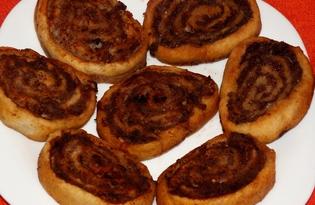 Ленивые чебуреки (пошаговый фото рецепт)