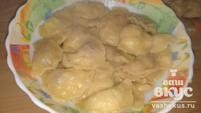 Рецепт вареники с капустой рецепт пошагово