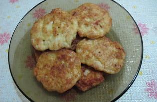 Ленивые отбивные из курицы (пошаговый фото рецепт)