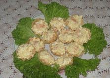 Тарталетки с сёмгой (пошаговый фото рецепт)