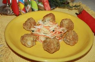 Рисовые шарики (пошаговый фото рецепт)