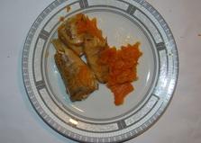 Тушеная нототения с овощами (пошаговый фото рецепт)