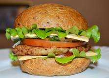 Чизбургер по-домашнему (пошаговый фото рецепт)