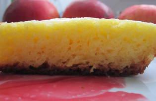 Лимонный кекс в мультиварке (пошаговый фото рецепт)