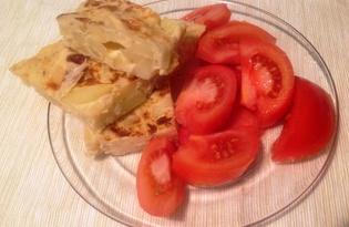 Классическая тортилья (пошаговый фото рецепт)