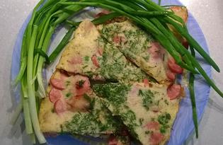 Омлет (рецепт с пошаговыми фото)