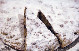Английский пирог из микроволновки (пошаговый фото рецепт)