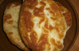 Домашние пирожки с капустой и картофелем (пошаговый фото рецепт)