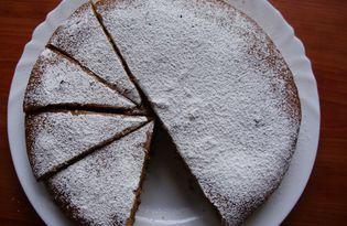 Фруктовый пирог (пошаговый фото рецепт)