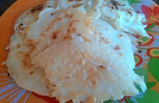 Оладьи из капусты (пошаговый фото рецепт)