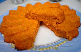 Морковное суфле (рецепт с пошаговыми фото)