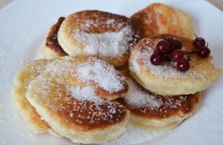 Пончики-подковки (пошаговый фото рецепт)