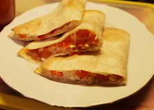 Кесадилья (пошаговый фото рецепт)