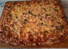 """Пицца """"Заливная"""" (пошаговый фото рецепт)"""