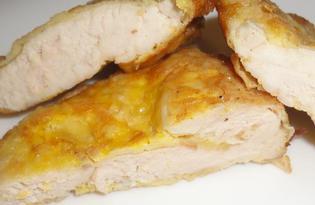 Отбивные из куриной грудки (рецепт с пошаговыми фото)