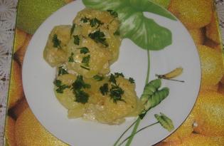 Гратен картофельный (пошаговый фото рецепт)