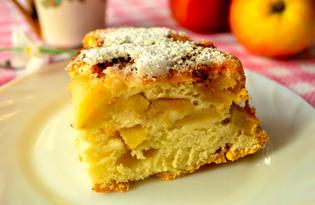 Торт «Яблонька» (пошаговый фото рецепт)