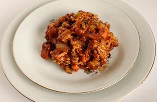 Каша-солянка (пошаговый фото рецепт)