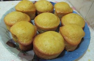 Тыквенные кексы (пошаговый фото рецепт)