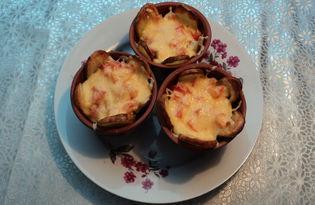 Картофель в горшочке (пошаговый фото рецепт)