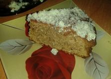 """Шоколадный кекс """"Тростинка"""" (пошаговый фото рецепт)"""