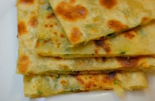 Паратха (картофельная лепешка) рецепт с пошаговыми фото