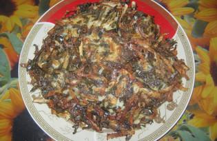 Драники с морской капустой (рецепт с пошаговыми фото)