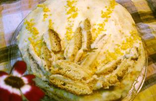Торт Солнечный (рецепт с пошаговыми фото)