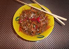 Фунчеза по-корейски (рецепт с пошаговыми фото)