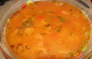 Харчо с мидиями (рецепт с пошаговыми фото)