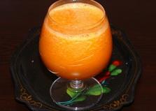 Тыквенно-морковный сок с яблоком и сельдереем (рецепт с пошаговыми фото)