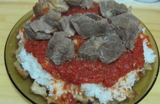 Фатта (рецепт с пошаговыми фото)