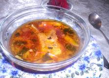 Сладкий борщ (рецепт с пошаговыми фото)