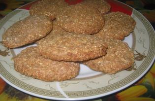 Хлебцы пшенично-гречневые (рецепт с пошаговыми фото)