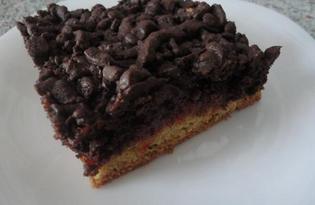 Торт «Вышивка» (пошаговый фото рецепт)