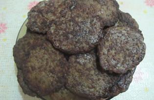 Оладьи из говяжьей печени (рецепт с пошаговыми фото)