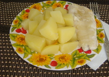 Судак на пару с картофелем в мультиварке (рецепт с пошаговыми фото)