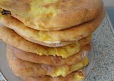 Хачапури на кефире (пошаговый фото рецепт)