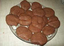 Песочное печенье шоколадное (пошаговый фото рецепт)