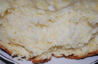 Французский хлеб с брынзой в мультиварке (пошаговый фото рецепт)