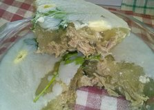 Холодец из куриных шеек (пошаговый фото рецепт)