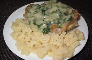 Куриная голень в соусе (пошаговый фото рецепт)